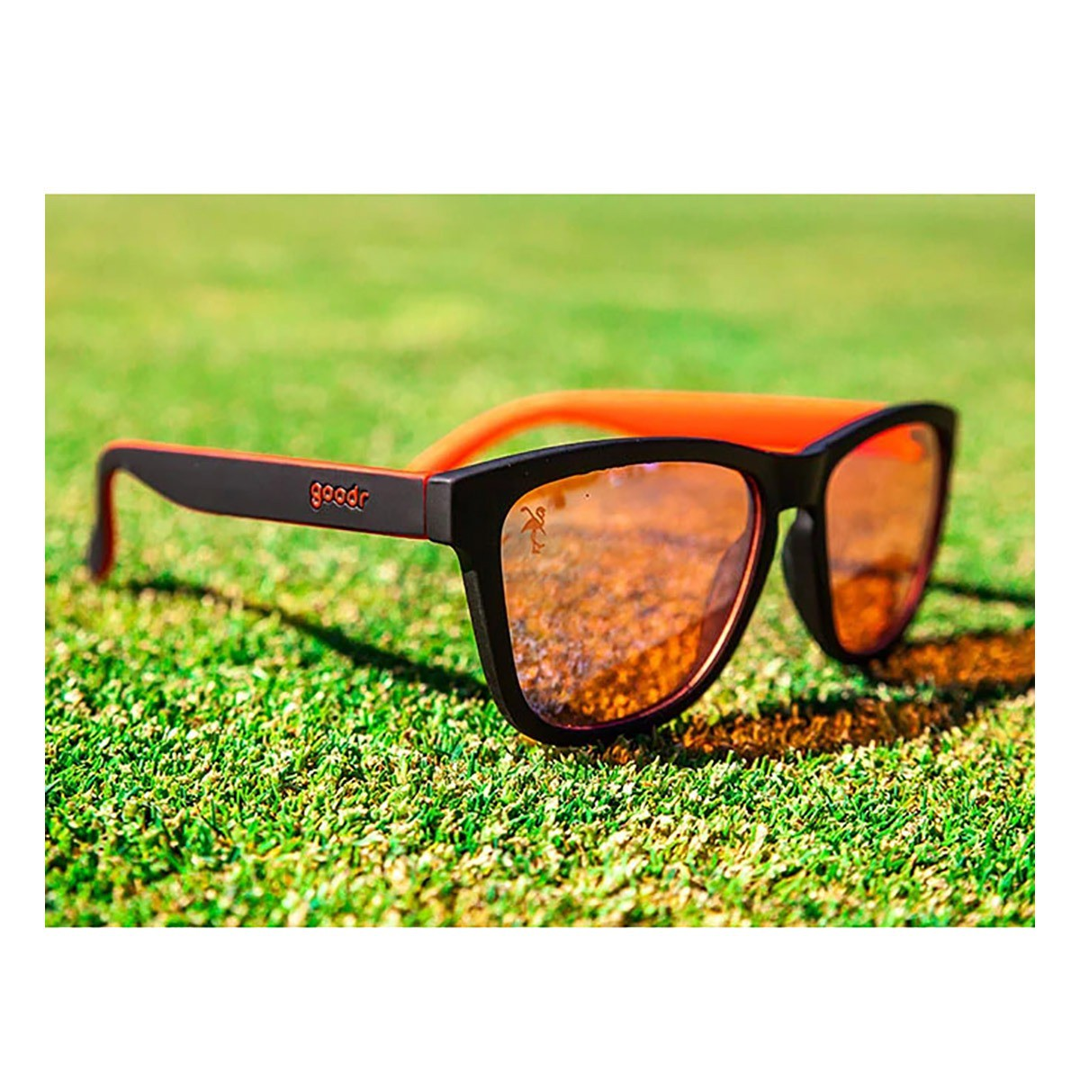 Oculos de Sol Goodr -   Tiger Blood Transfusion