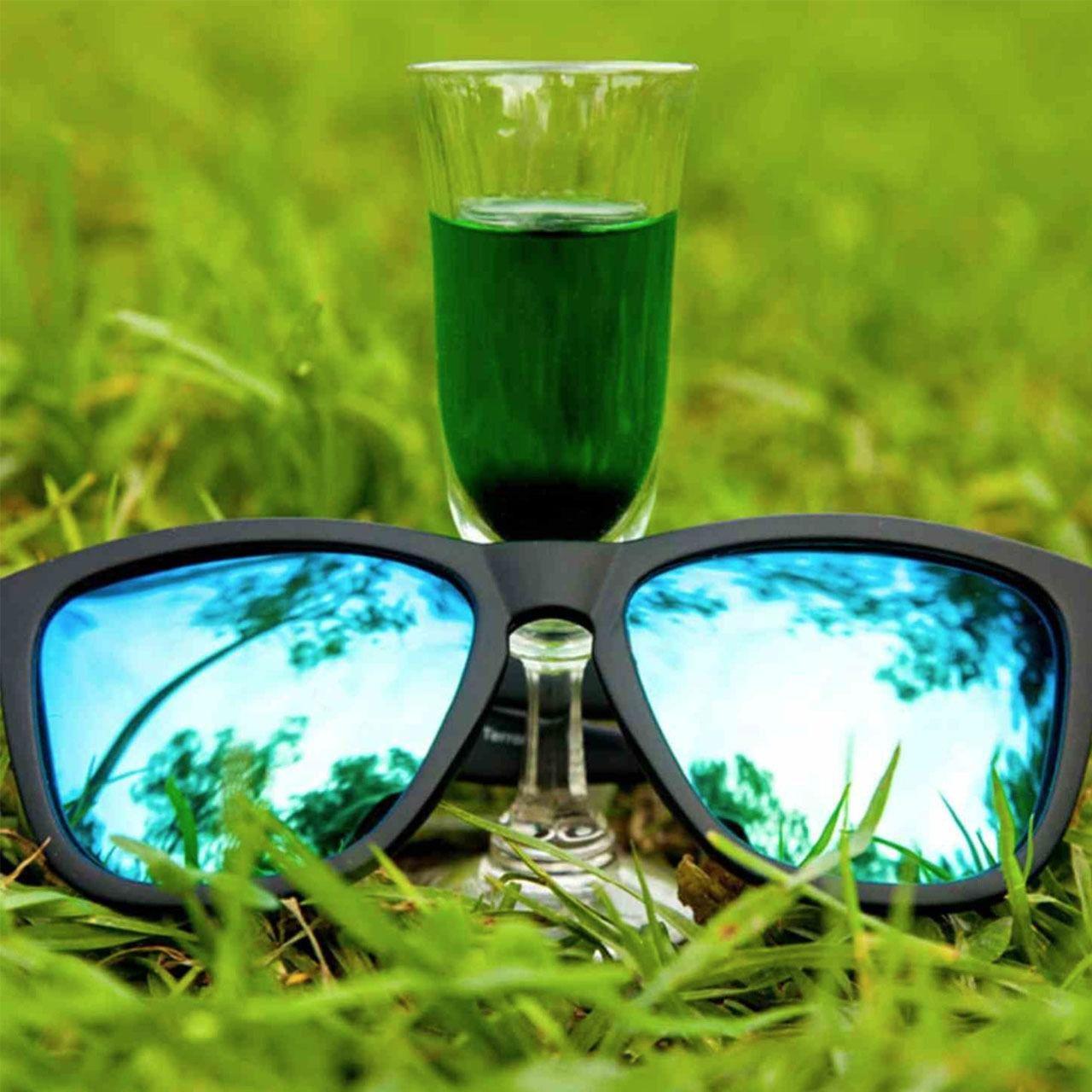 Oculos de Sol Goodr -  Vincent's Absinthe Night Terrors