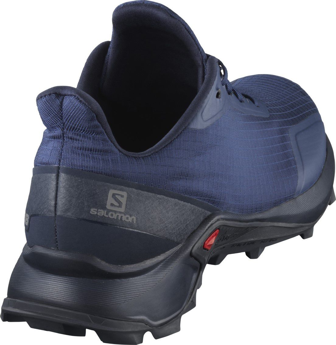 Tênis Salomon Alphacross Masc Azul