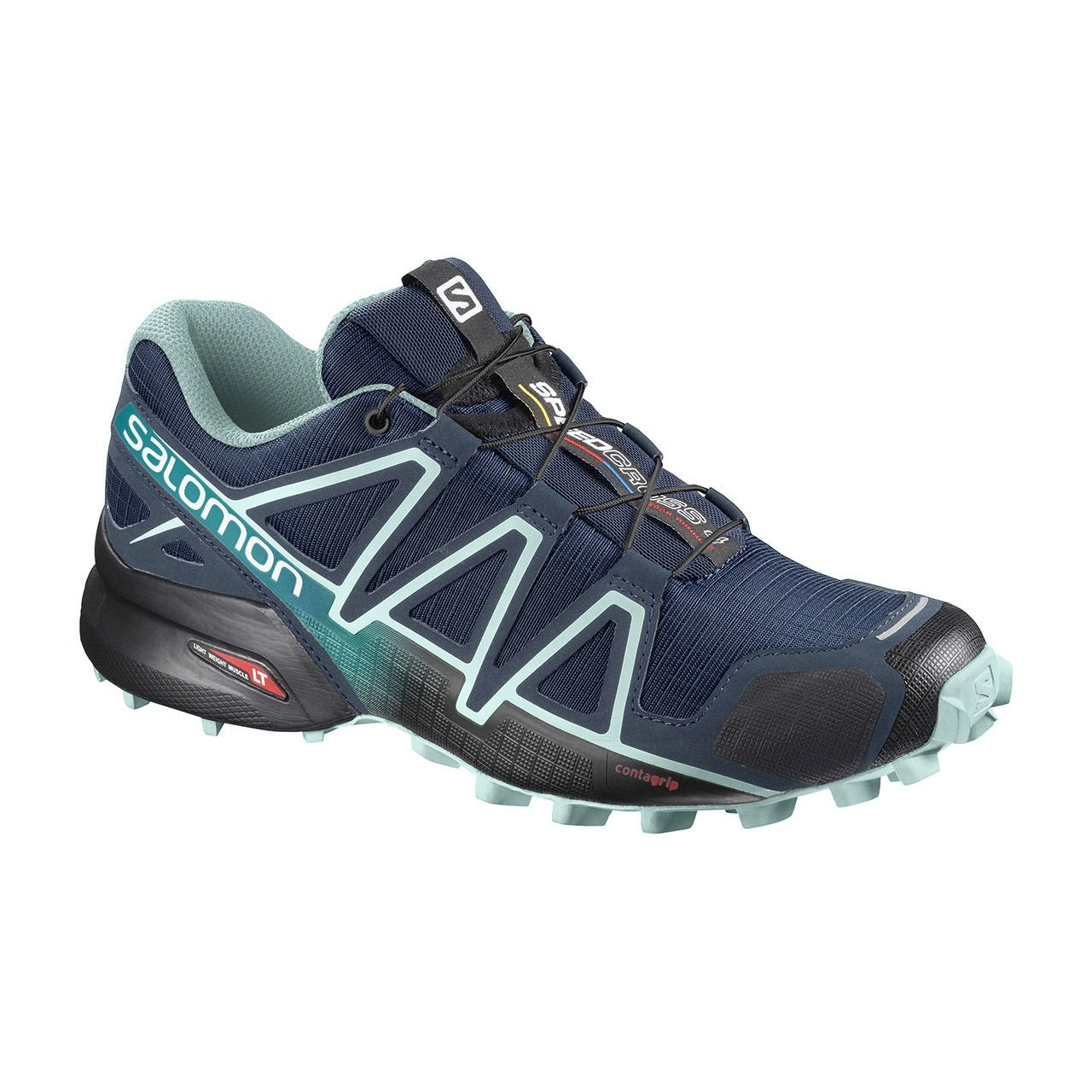 Tênis Salomon Speedcross 4 Fem - Azul
