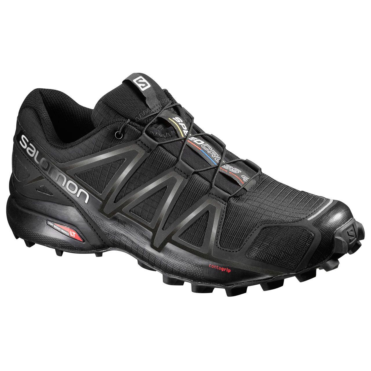 Tênis Salomon Speedcross 4  - Preto