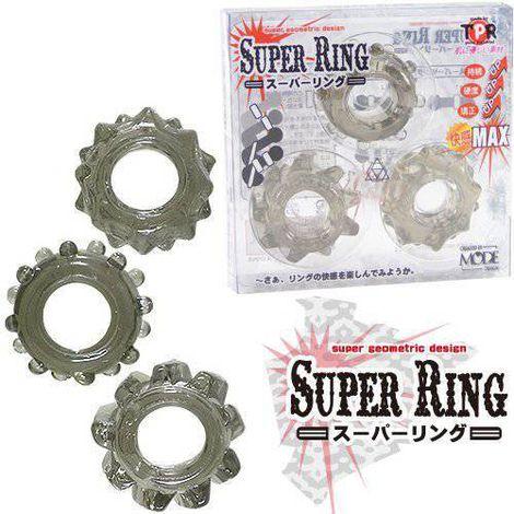 ANEL PENIANO SUPER RING BOSS