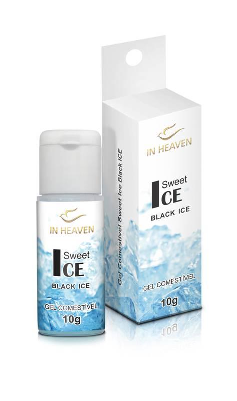 BLACK ICE - GEL PARA SEXO ORAL - IN HEAVEN