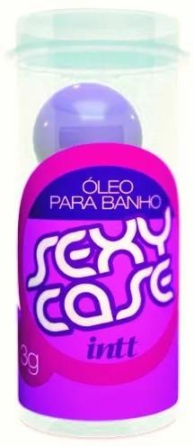 BOLINHA AROMATIZADA PARA BANHO SEXY CASE ROSA – 3g