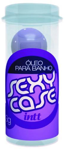 BOLINHA AROMATIZADA PARA BANHO SEXY CASE ROXA – 3g