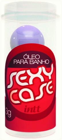 BOLINHA AROMATIZADA PARA BANHO SEXY CASE VERMELHA – 3G