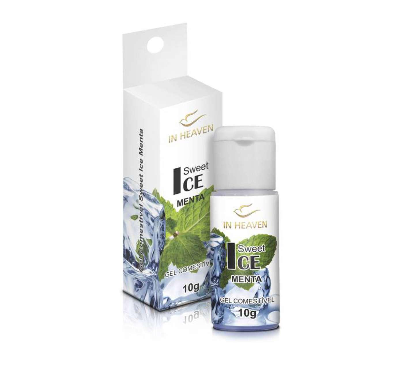 ICE MENTA - SEXO ORAL - IN HEAVEN