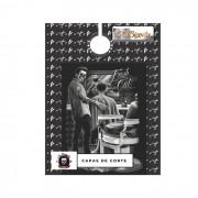 Capa de Corte de Cabelo - Mr Bigody - Entrega Imediata