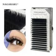 Cílios Nagaraku Premium Mix (7a15) Volume Russo ou Fio a Fio