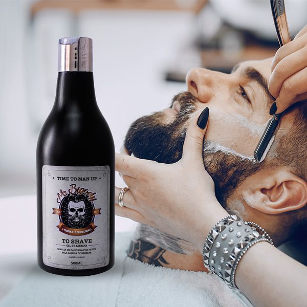 Gel de Barbear Shave 500ml