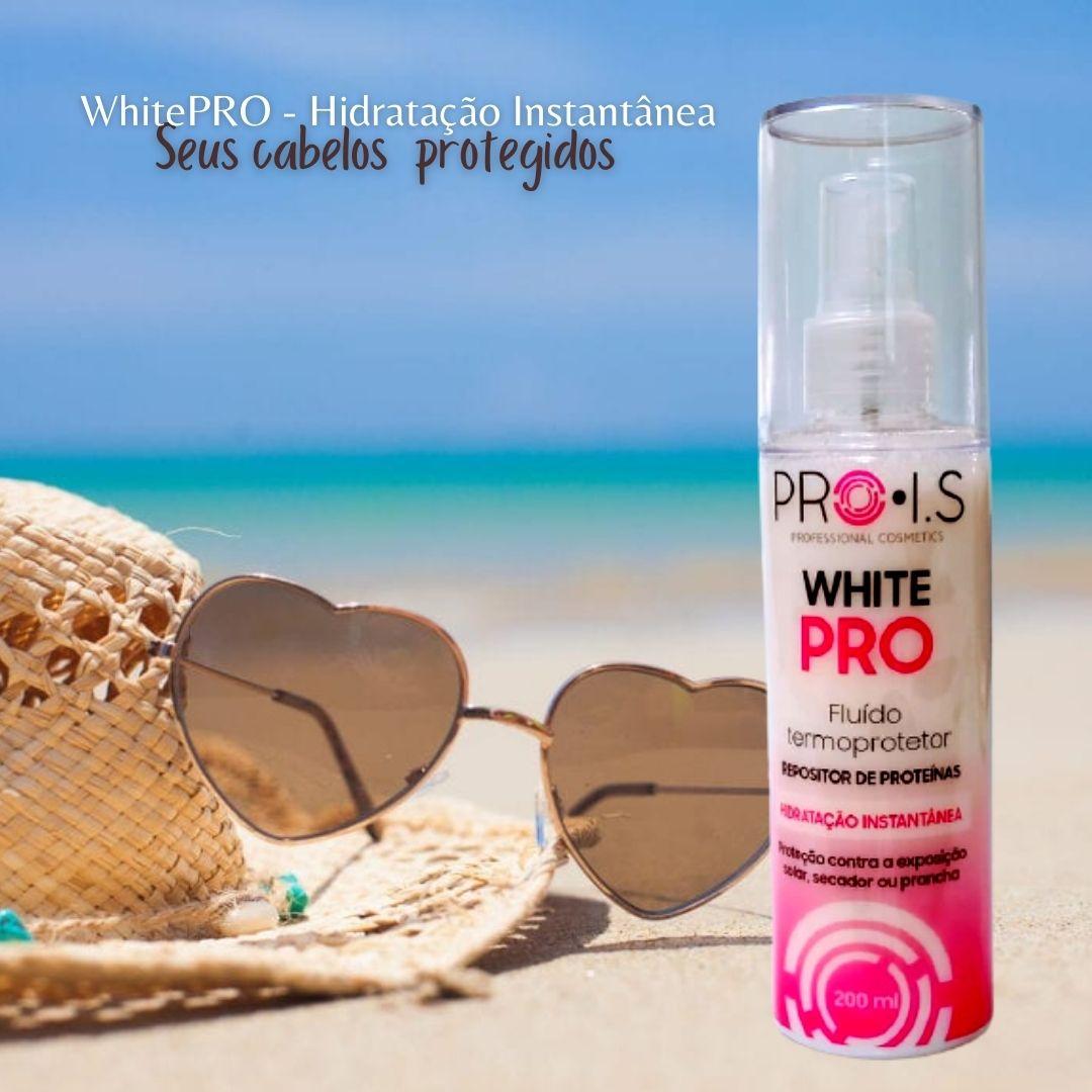 Hidra Hair Hidratação Instantânea Spray 200 ml 12 Beneficios em 1passo - Envio Imediato