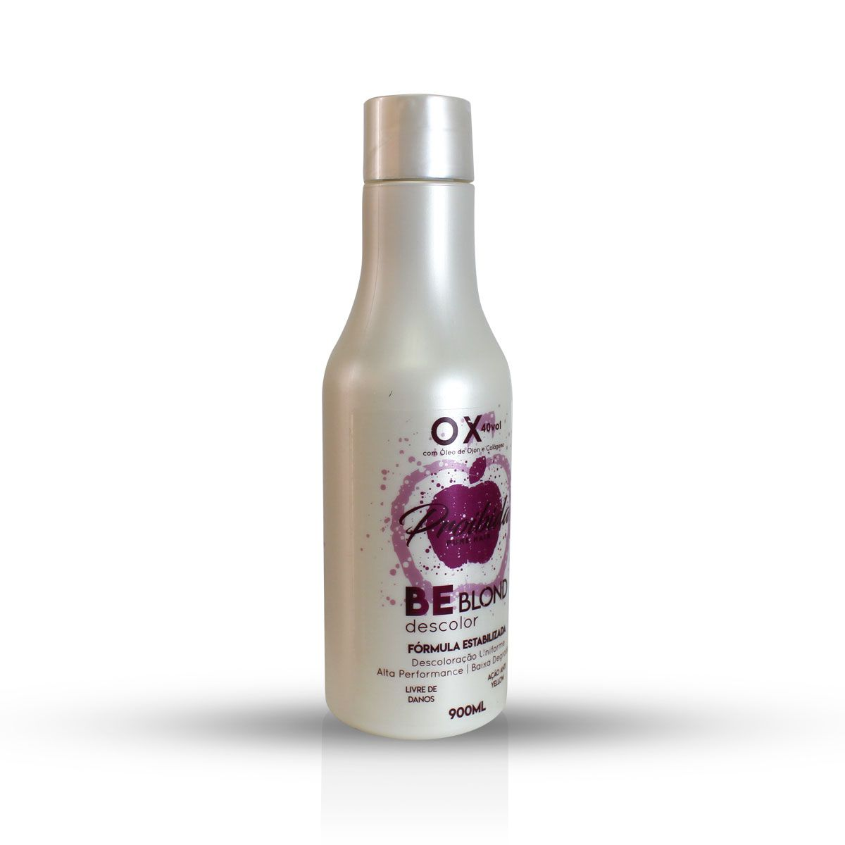 OX 40Vol. 900ml BE Blond Descolor