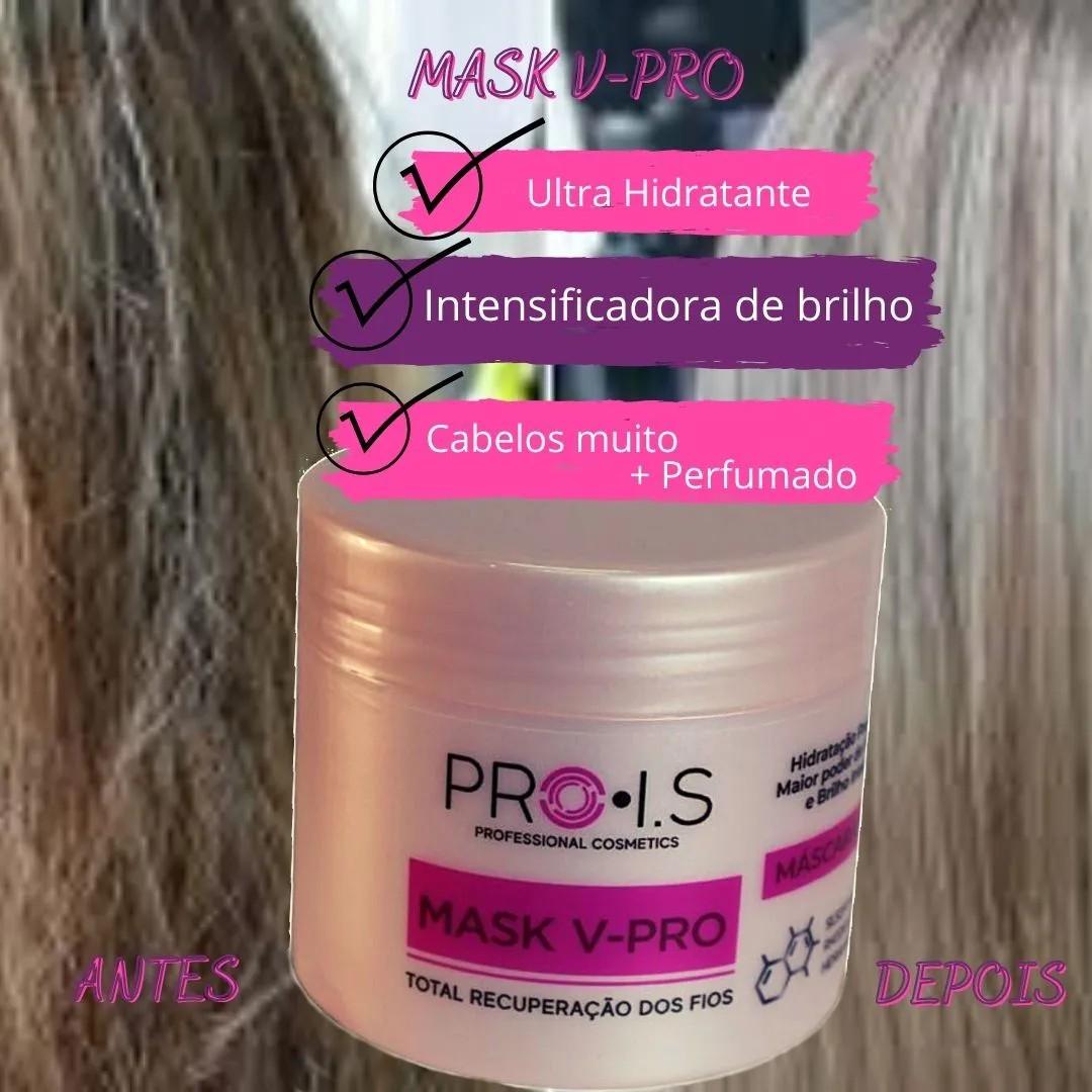 Creme Milagroso para Hidratação-Mask V-Pro 500g Gratis Touca Aluminio - Envio IMEDIATO.