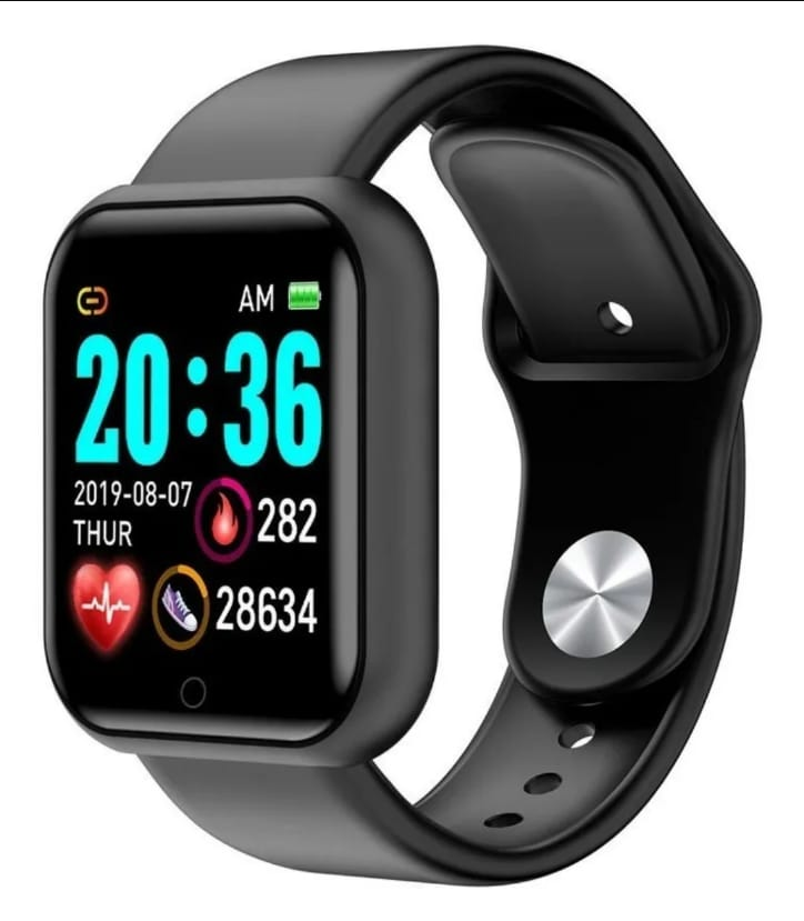Relogio Inteligente Smartwatch D20 Bluetooth Fit Pro