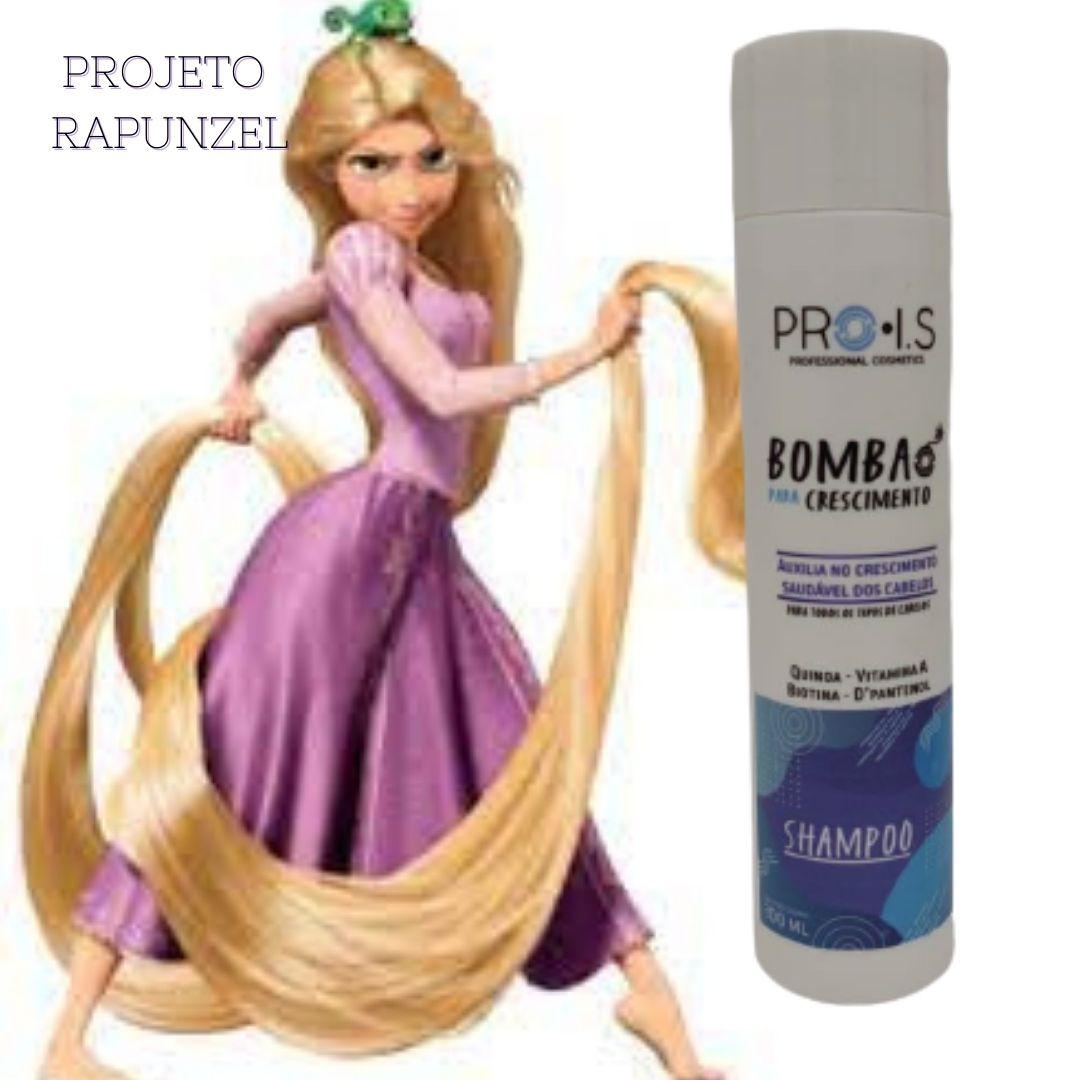 Shampoo para Acelerar o Crescimento do Cabelo 300ml