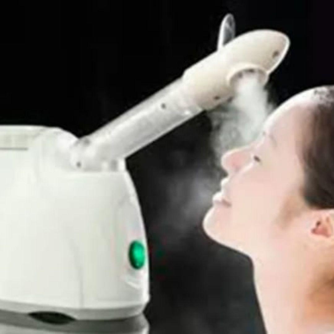 Vaporizador de Ozonio Facial Portatil  Voltagem 220 - Entrega Imediata