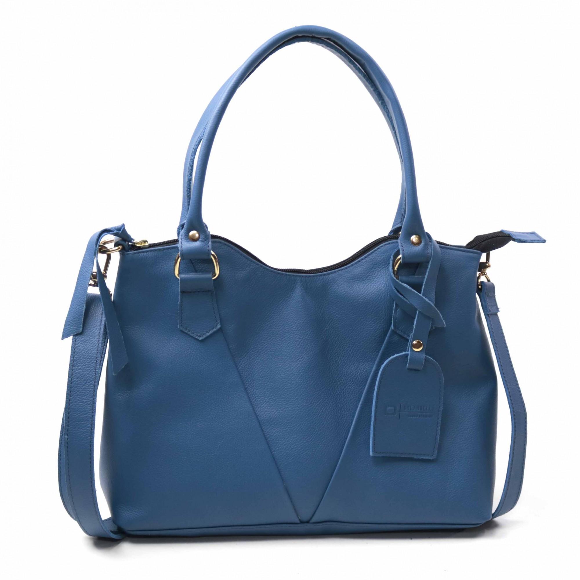 Bolsa Feminina Taty Orlandelli Azul