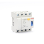 INTERRUPTOR DIFERENCIAL RESIDUAL - DR 4P 100A 30mA - STRAHL