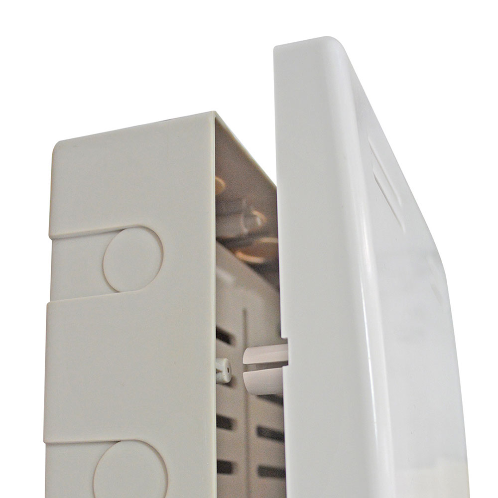 CAIXA DE PASSAGEM - DE EMBUTIR - 305 x 204 x 90mm - STRAHL 8017/P