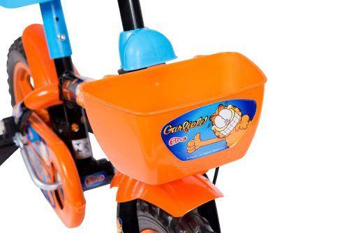 Bicicleta Infantil Styll Kids Garfield Aro 12  - Encanto Baby