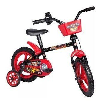 Bicicleta Infantil Styll Kids Hot Aro 12  - Encanto Baby