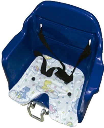 Cadeirinha Styll Baby Carona Bike Dianteira Fit Azul  - Encanto Baby