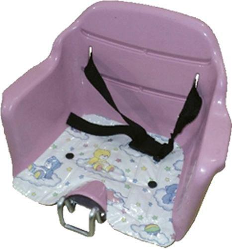 Cadeirinha Styll Baby Carona Bike Dianteira Fit Rosa