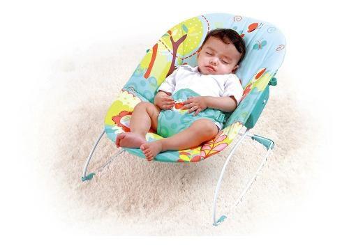 Cadeira De Descanso Mastela Função Vibratória 5 Melodias  - Encanto Baby