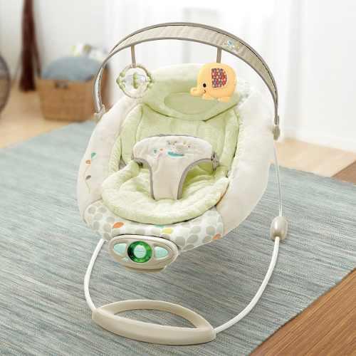 Cadeira Vibratória Descanso E Balanço Automático Weeler