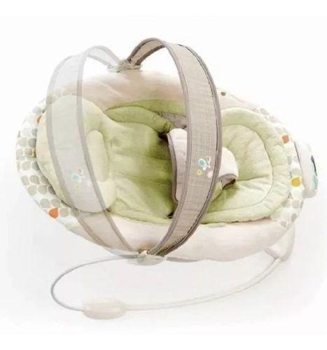 Cadeira Vibratória Descanso E Balanço Automático Weeler  - Encanto Baby