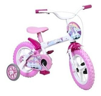 Bicicleta Infantil Styll Kids Magic Rainbow Aro 12