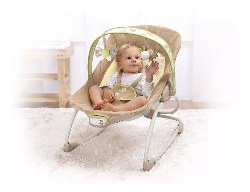 Cadeira Descanso E Balanço Mastela Rocker Até 18kg  - Encanto Baby