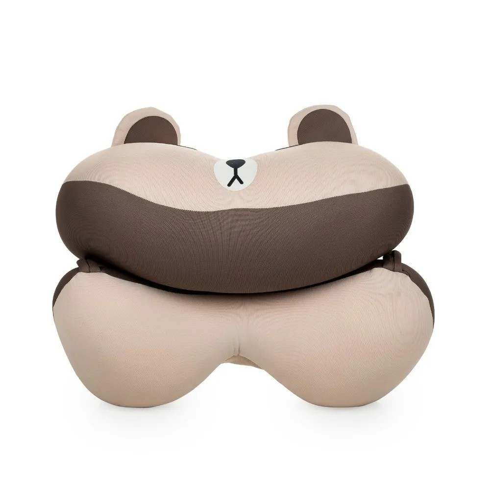 Almofada De Banho Fit Para Banho Do Bebê Baby Pil Ursinho  - Encanto Baby