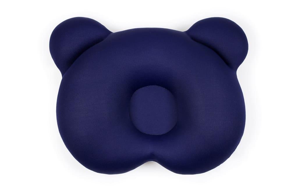 Almofada Ergonômica Para Cabeça Baby Pil Azul