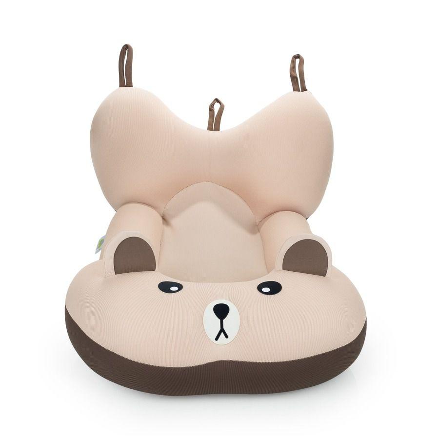 Almofada Para Banho Do Bebê Baby Pil Ursinho  - Encanto Baby
