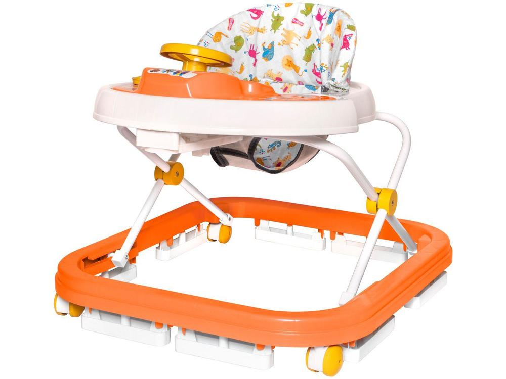 Andador Infantil Musical Sonoro Soft Way Styll Baby