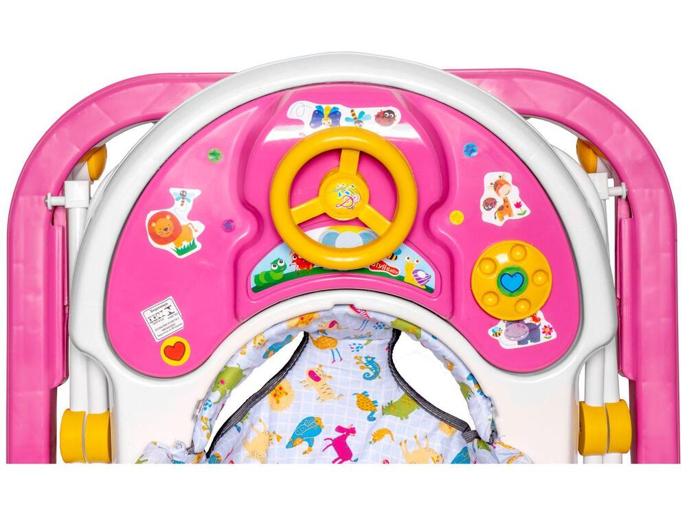 Andador Infantil Musical Sonoro Soft Way Styll Baby  - Encanto Baby
