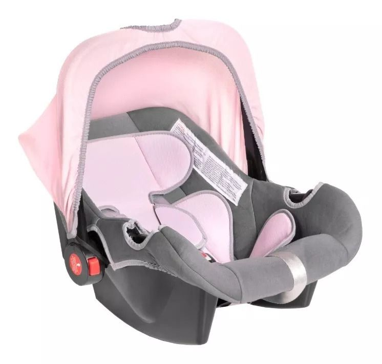 Bebê Conforto Rosa Dreambaby