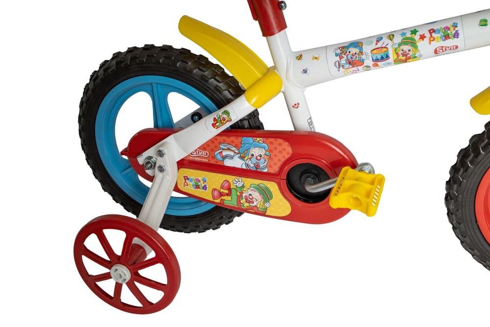 Bicicleta Infantil Aro 12 Patati Patata Styll Kids  - Encanto Baby