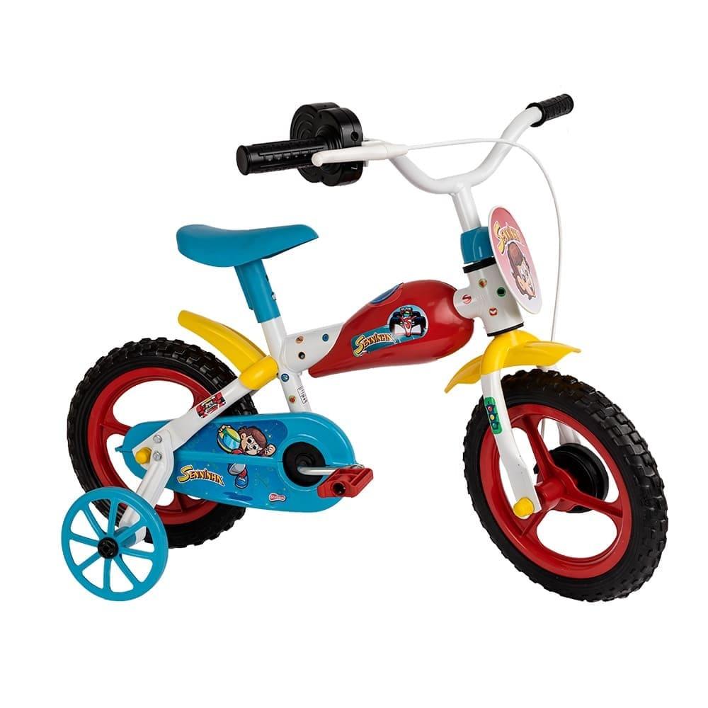 Bicicleta Infantil Aro 12 Senninha Styll Kids