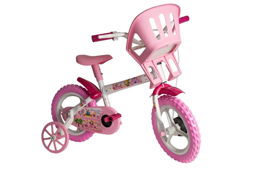 Bicicleta Infantil Styll Kids Princesa Aro 12