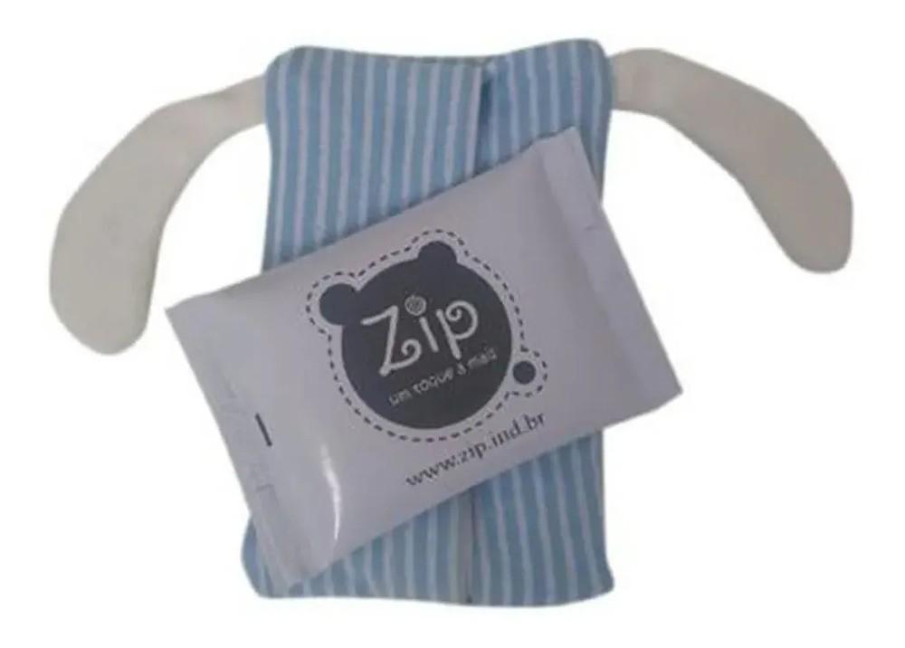 Bolsa Térmica Para Cólica Do Bebê Carinhas Zip Toys  - Encanto Baby