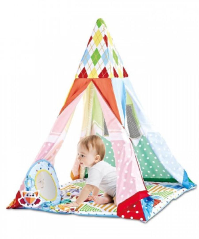 Cabana Encantada Musical Tapete Atividades Color Baby