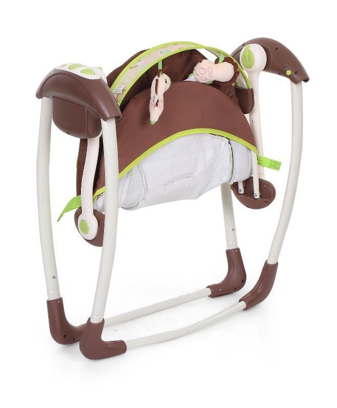 Cadeira De Balanço Automático Musical Portátil Mastela  - Encanto Baby
