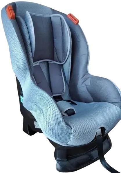 Cadeira de Carro Cinza Grafite Styll Baby