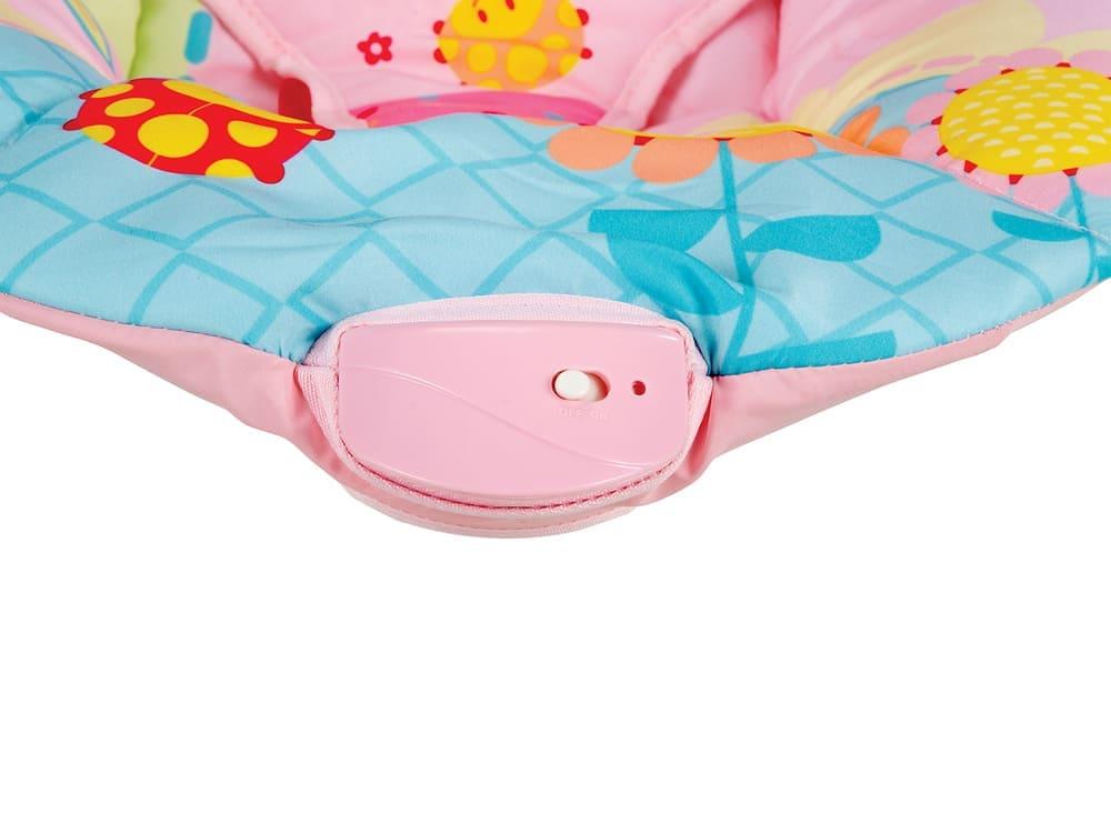 Cadeira De Descanso Vibratória  - Encanto Baby
