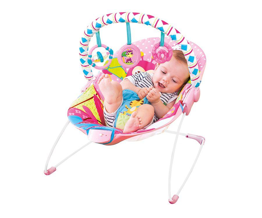 Cadeira De Descanso Vibratoria - Mastela