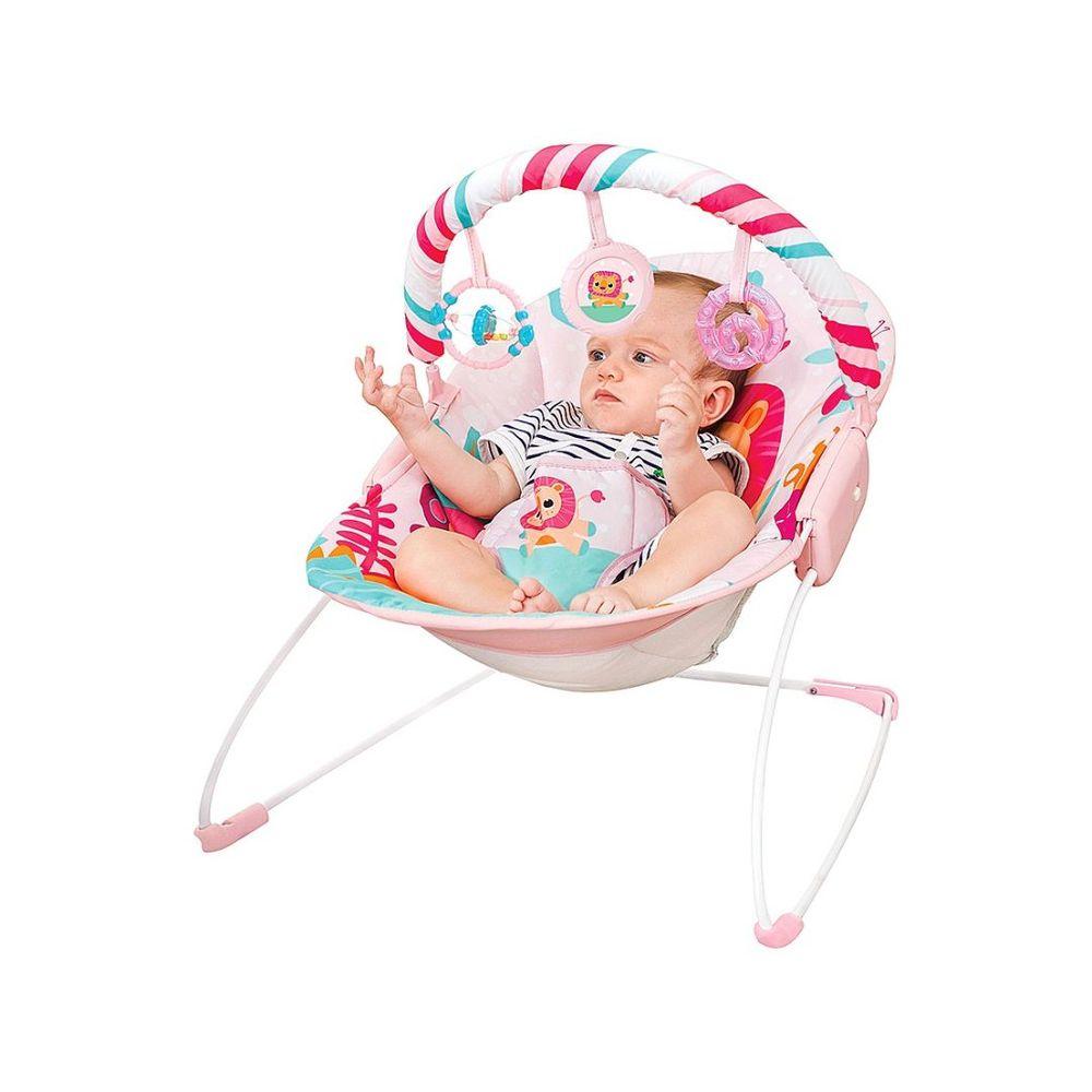 Cadeira Descanso Mastela Musical Vibratória até 11kg