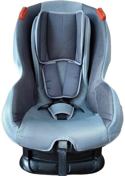 Cadeira Para Auto Alarma Azul Bebe Mesclado 9 a 36 kg - Styll Baby