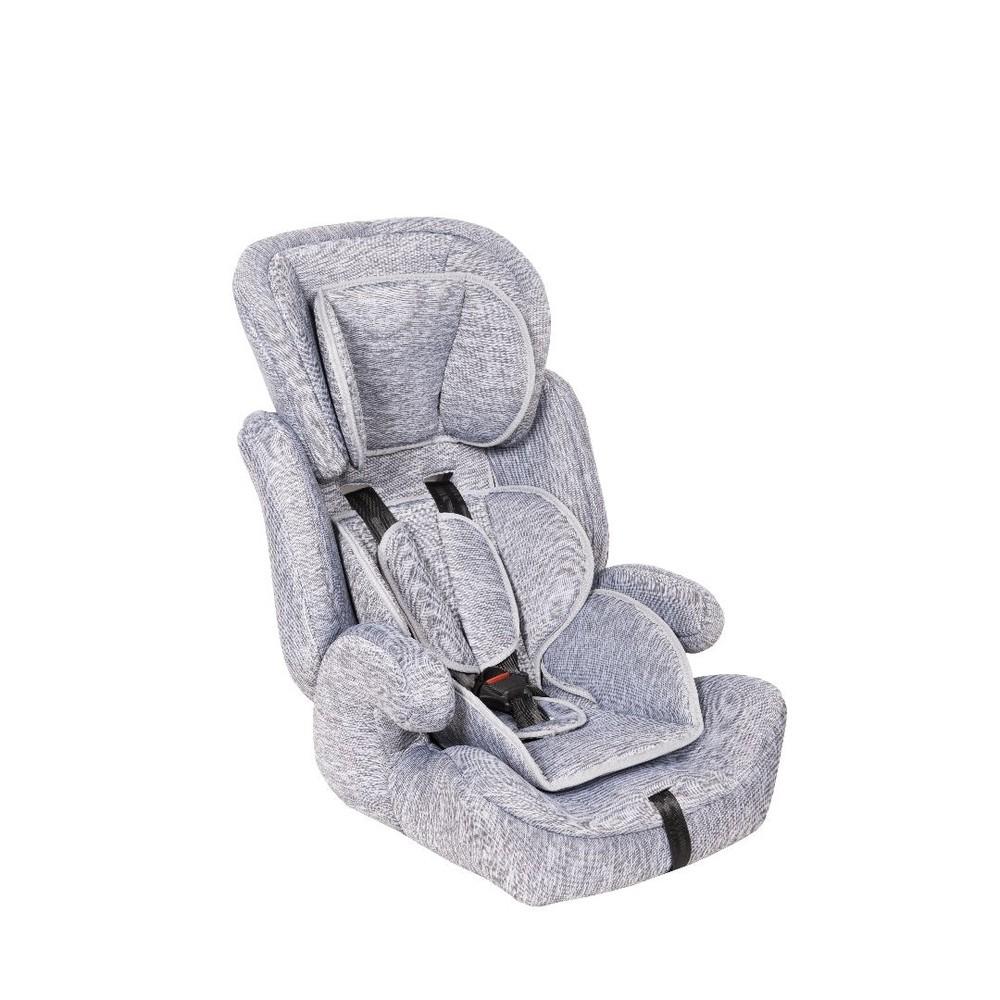Cadeira Para Auto Alarma Cinza Mesclado 9 a 36 kg - Styll Baby